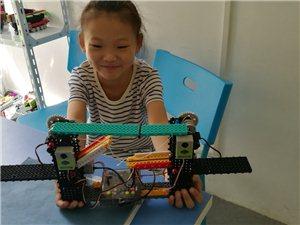 玩积木,学机器人,就来智多多