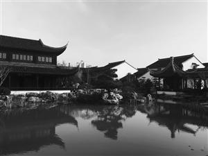 现在回想起苏州的建筑,确实美的很别致!