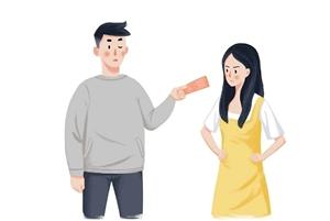 谈钱伤感情,那不谈钱的婚姻是怎么样的呢?