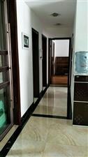 盛世新城步梯二楼(3室2厅1厨2卫)105平米,证满五年,精装修,全新家电家具齐全且上档次,采光通风