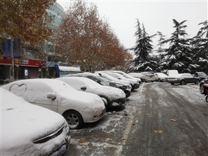 2018年冬天最后一场雪?