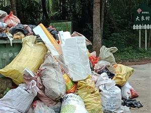 琼海市农村垃圾管理