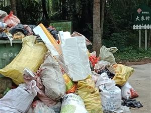 琼海农村垃圾难处理的困惑笔者看到琼海在线琼海溜在话吧中报道了琼海农村垃圾堆积如山无人处理的贴