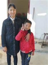 寻人启事,这是我朋友的弟弟,照片中男孩于2019年1月2日上午8点左右到新县周湾金城第一小学走失,走