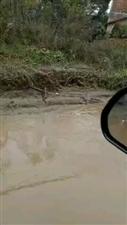 位于新葡京网址-新葡京网站-新葡京官网镇新杨村和井岗村交界之间的马路,下点小雨就马路成河,己经N多年了
