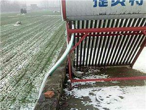 又下雪了�L景好美