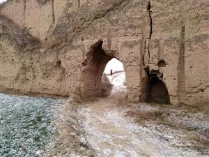 冬月探访宁陵堡