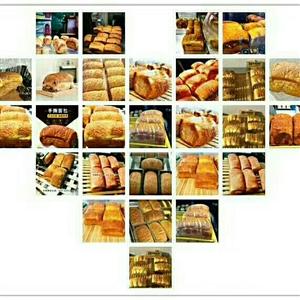 黄金手撕面包优惠大促销