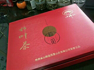 """""""光武御名传千古,柿叶茶香飘万里"""""""