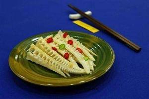 系列养生食补一蔬菜篇(苦笋)