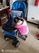处理婴儿车