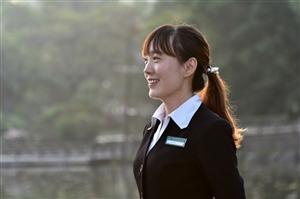 留住记忆-摄于珠海度假村酒店人工湖