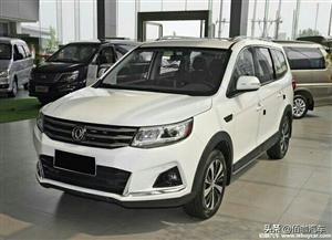 2019款东风风行SX6上市新增1.5T发动机售价7.49-9.49万