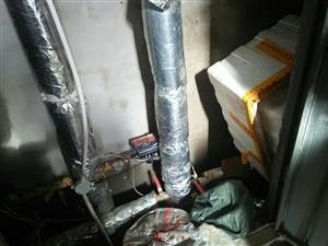 富贵世家1号楼3单元暖气管爆裂这个问题谁来解决