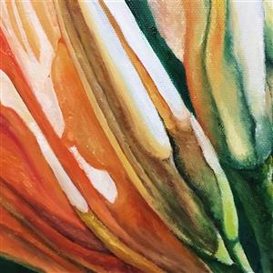 发一些近期的油画以及创作,新年假期里可以有潢川画友一起画画交流~