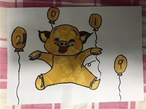 童画三幅,喜欢吗?