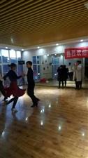 沈毅老师莅临刘燕舞蹈监考精英班