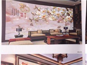 墙纸,墙布,壁画,电视背景,私人定制,旧换新。淘宝价,免费量尺寸,包管让您放心。