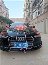 新县春天婚车车车队,宝马,奔驰日产,大众,广本车齐全欢迎新郎订车