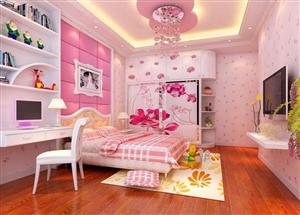 家有儿女装修儿童房时应该提前做好设计