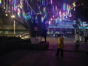 江城新年新夜景