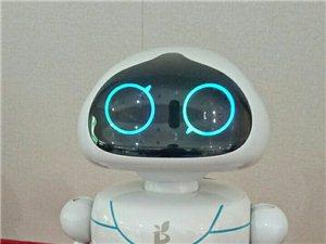 全��智能�C器人巡展
