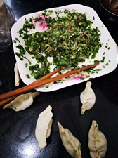 你们喜欢吃饺子不?还是自己吃的饺子香!