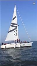 来来来,来珠海体验帆船运动的乐趣吧!