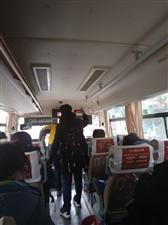 正月十一去蚌埠高铁南站的乘客