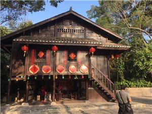 春节,深圳民俗文化村