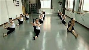 1758舞蹈培训基地招生中