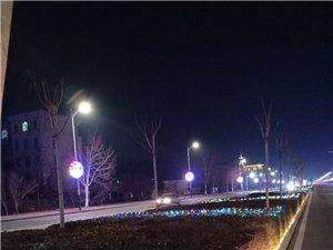 观博兴夜景