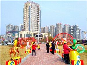 汉中旅游信息服务中心门前随拍