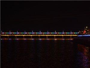 【参赛】镜头下的小城之夜(相机)