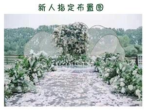 这样的户外婚礼有人喜欢吗?