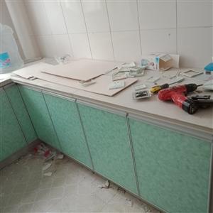 全瓷厨房,防水,防火,防霉,防虫,等坚固耐用,永不变形