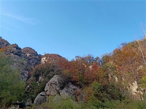 有山有水有灵气的龙潭峡