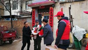杨忠太同志退役38年,自发坚持升国旗仪式,风雨无阻,始终如一,国旗损旧及时换新,保持了鲜艳国旗猎猎飘