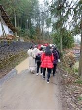 旧司妇联组织全镇过了一个不一样的3.8妇女节