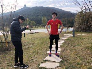 江苏卫视给溧水追风者拍马拉松专题片