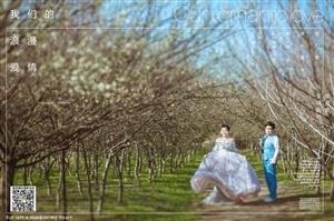 聚焦婚纱摄影空间