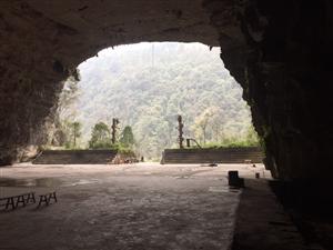 """湘西乌龙山大峡谷""""藏天地之灵,纳山川之秀""""。"""