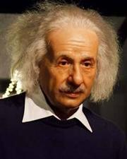 爱因斯坦:人是整个宇宙的局部!