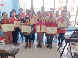 逆天!可可琴行古筝班的琴童上甘肃卫视春晚获金奖