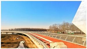 建设中的铁力公园