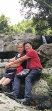 海南省儋州市番嘉乡鹿母瀑布景观游