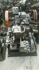 转让一模二冲冷墩机成套设备在位使用,因转行急需转让
