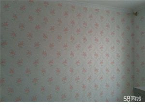 家装贴壁纸乳胶漆拆除刮大白粉刷