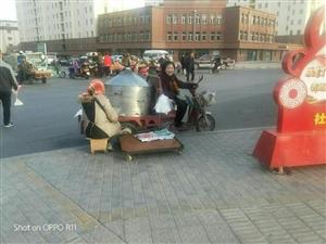 千赢国际 最新官网市肃州区祁雪路公益性蔬菜市场的马路市场上图每天这样没人管理