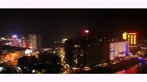 一起来欣赏松桃的夜景